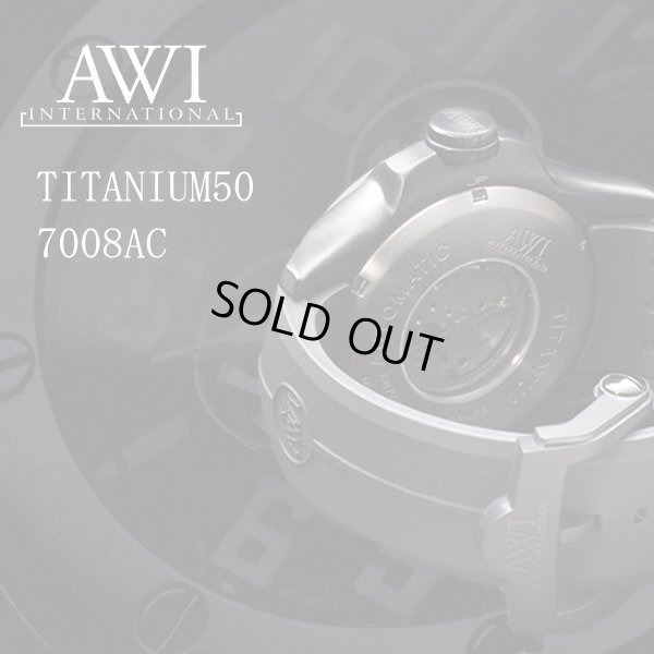 画像3: AWI インターナショナル 時計 チタニウム50 7008AC フランク・ミュラー 新ブランド