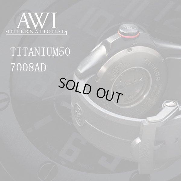 画像3: AWI インターナショナル 時計 チタニウム50 7008AD レッド フランク・ミュラー 新ブランド