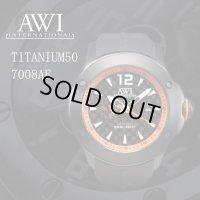 AWIインターナショナル 時計 チタニウム50 7008AE フランク・ミュラー 新ブランド