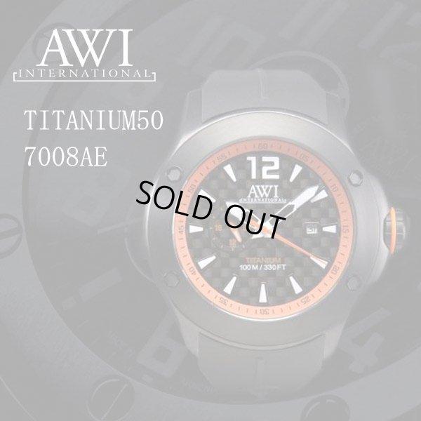 画像1: AWIインターナショナル 時計 チタニウム50 7008AE フランク・ミュラー 新ブランド