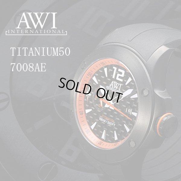 画像2: AWIインターナショナル 時計 チタニウム50 7008AE フランク・ミュラー 新ブランド
