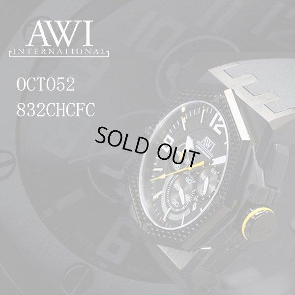 画像2: AWI 時計 オクト52 832CHCFC イエロー フランクミュラー新ブランド
