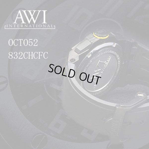 画像3: AWI 時計 オクト52 832CHCFC イエロー フランクミュラー新ブランド