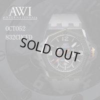 フランクミュラー 腕時計 新ブランド AWI 時計 オクト52 832CHCFD オレンジ