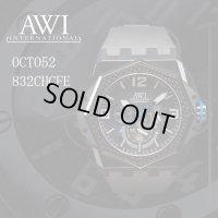 フランクミュラー 腕時計 新ブランド AWI 時計 オクト52 832CHCFE ブルー