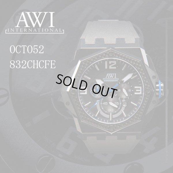 画像1: フランクミュラー 腕時計 新ブランド AWI 時計 オクト52 832CHCFE ブルー