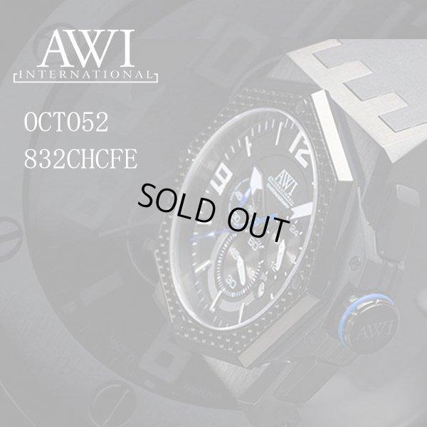 画像2: フランクミュラー 腕時計 新ブランド AWI 時計 オクト52 832CHCFE ブルー