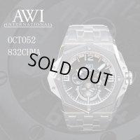 フランク・ミュラー 時計 新ブランド AWI 腕時計 オクト52 832CHMA メタリック