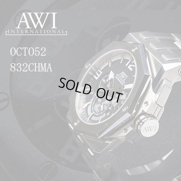画像2: フランク・ミュラー 時計 新ブランド AWI 腕時計 オクト52 832CHMA メタリック