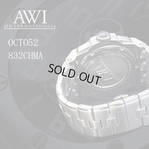 画像3: フランク・ミュラー 時計 新ブランド AWI 腕時計 オクト52 832CHMA メタリック