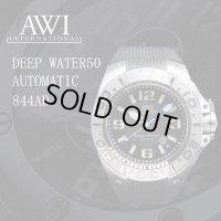 AWI 時計 ディープウォーター オート 50mm 844AD フランクミュラーブランド
