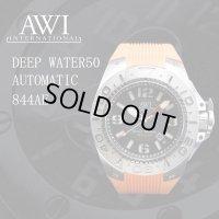 AWI 時計 ディープウォーター オートマチック 50mm 844AE フランクミュラーブランド