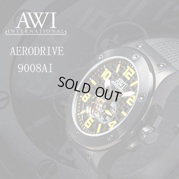 画像2: フランクミュラー 新ブランド AWI 時計 エアロドライブ 46mm 9008AI