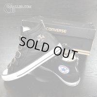 限定 クロムハーツ コンバース コラボ スニーカー