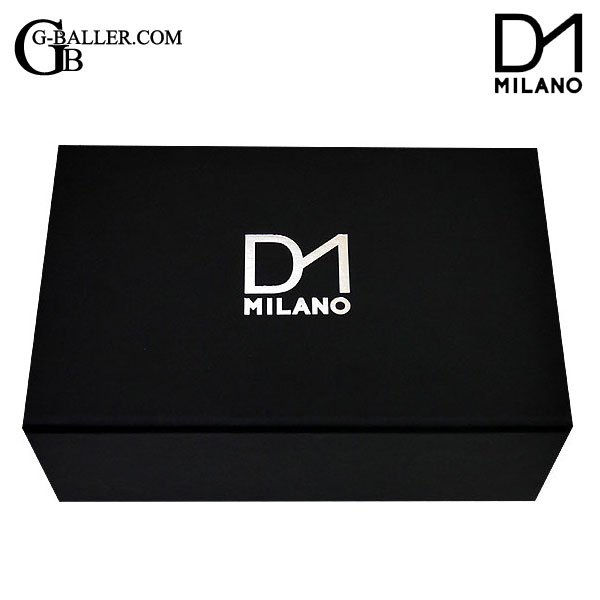 D1 MILANO専用ボックスにて発送いたします。