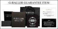 G-Baller Guarantee Service/製品品質保証書のご案内