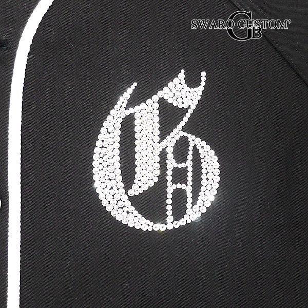 画像2: G'ベースボールシャツ スワロイニシャル