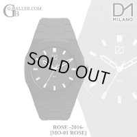 D1ミラノ ローズ MO-01ROSE 人気腕時計