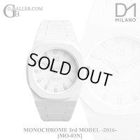 D1ミラノ モノクローム MO-03N 人気腕時計