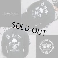 G-BALLER OFFICE  Gb Skull CROWN Tshirt