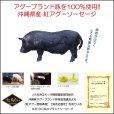 アグーブランド豚の中でも特に希少な紅アグー豚