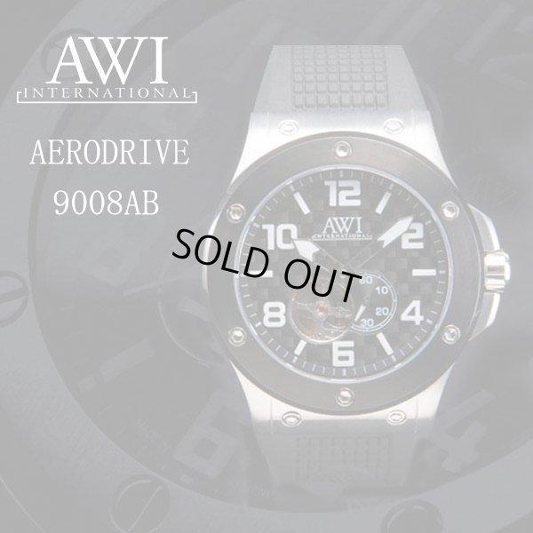 画像1: AWI 時計 エアロドライブ 46mm 9008AB フランクミュラー新ブランド