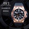 画像1: AWI 時計 エアロドライブ 46mm 9008AE フランクミュラー新ブランド (1)