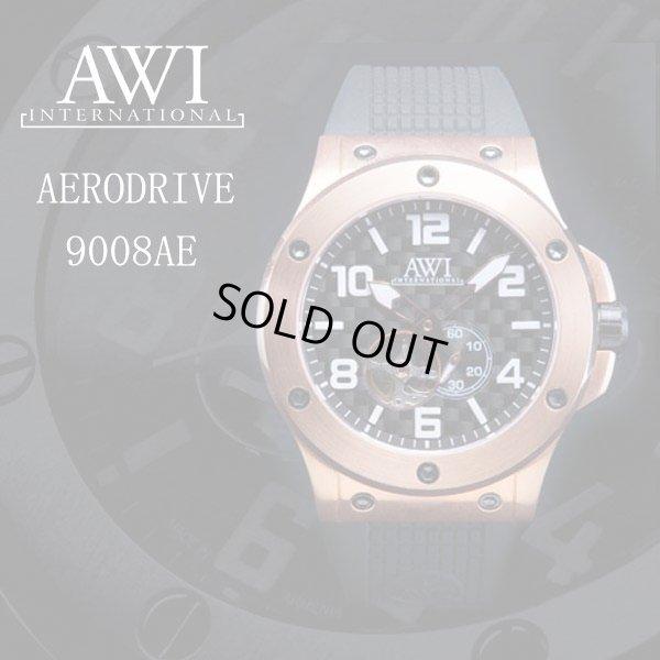 画像1: AWI 時計 エアロドライブ 46mm 9008AE フランクミュラー新ブランド