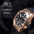 画像2: AWI 時計 エアロドライブ 46mm 9008AE フランクミュラー新ブランド (2)