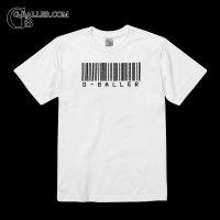 スワロ バーコードロゴ Tシャツ