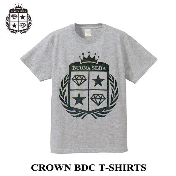 画像1: SALE!! BUONA SERA/ボナ・セーラ BDC Tシャツ