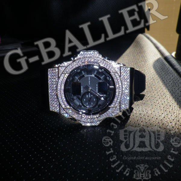 画像4: ウブロ仕様 GA150 ホワイト Diamond フルコンプリートモデル!
