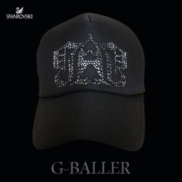 G=BALLER ブランドキャップ