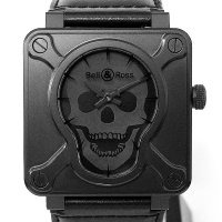Bell & Ross Airborne BR01 92 Skull World Limited 500pcs