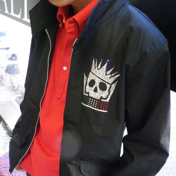 画像4: クラウンスカル ジャケット CROWN SKULL Jacket