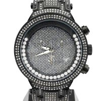 Joe Rodeo Diamond Master JJMS24 (W) Black PVD 4.75ct Harf Diamond