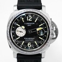 Panerai Luminor GMT PAM00088 Diamond AT 44mm