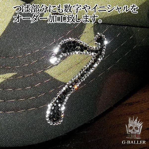 画像3: プラス カモフラ キャップ G-BALLER人気キャップ 迷彩
