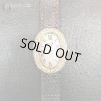 CARTIER | カルティエ 時計 修理 オーバーホール ベニュワール K18