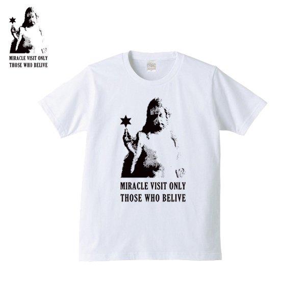 """画像1: 人気ブランド Tシャツ(Print) 半袖 メンズ """"JESUS STAR"""" 雑誌掲載アイテム"""