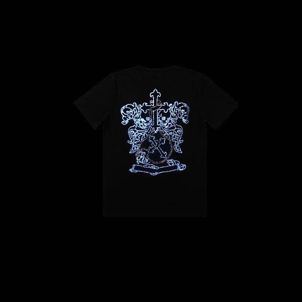 画像1: スワロフスキー Tシャツ エンブレム スワロTシャツ オーダーメイド