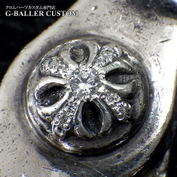 画像4: クロムハーツダイヤカスタム ブレスレット クラシックチェーン