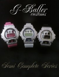 G-BALLER BRAND Semi Complete  高級set セミコンプリート 時計/ベゼル/文字盤