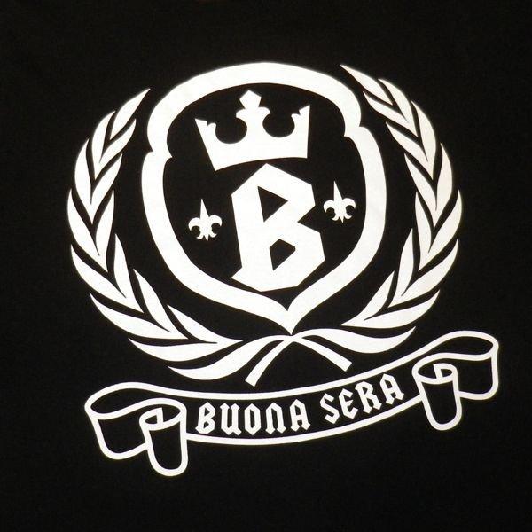 画像4: SALE!! BUONA SERA/ボナ・セーラ CROWNーB Tシャツ