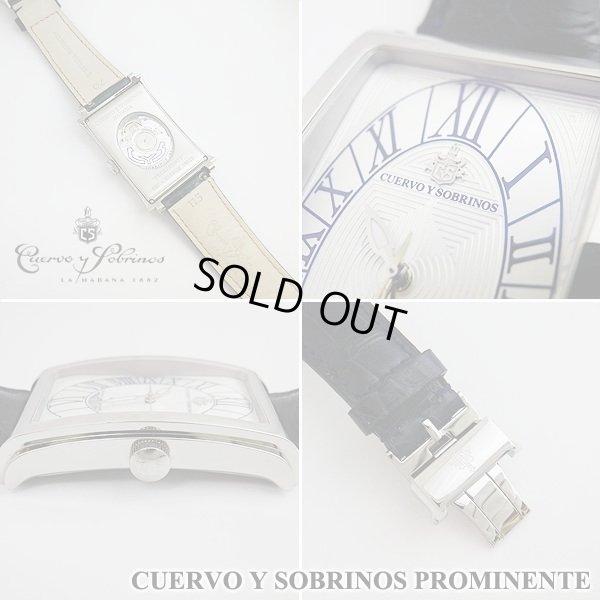 画像4: クエルボ イ ソブリノス 腕時計 プロミネンテ A1012
