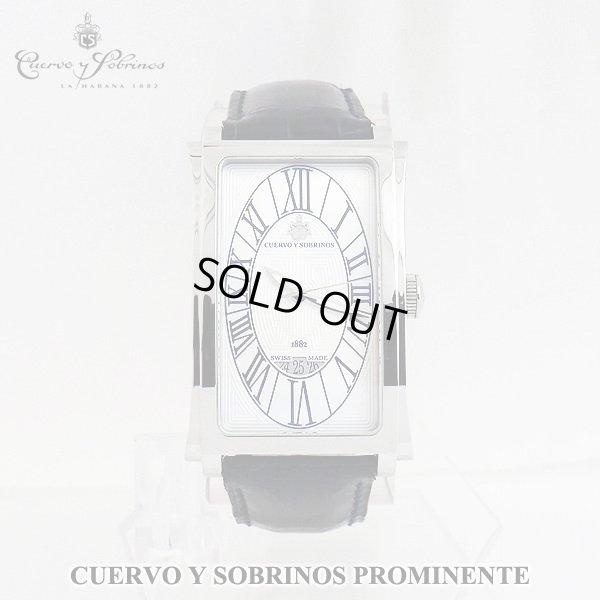 画像1: クエルボ イ ソブリノス 腕時計 プロミネンテ A1012