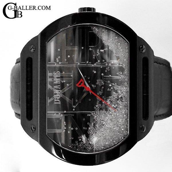画像1: DUNAMIS ヘラクレス HE-B リキッドダイヤモンドダイヤル