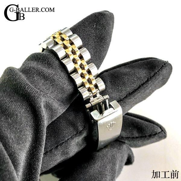 ロレックス時計の修理はG-BALLERへご相談下さい。