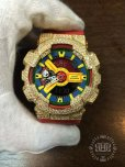 "画像5: カシオ Casio G-Shock Custom Diamond / ""CrazyColors GA-110"" (5)"