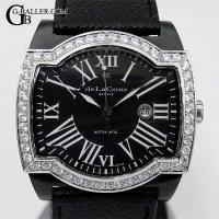 ドゥラクール アフターダイヤ サクラ PVD 222限定モデル deLaCour時計